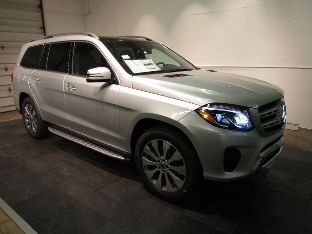 New 2019 Mercedes-Benz GLS GLS 450