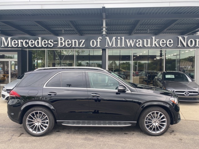 Certified Pre-Owned 2020 Mercedes-Benz GLE GLE 580