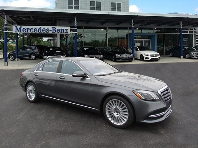 New 2018 Mercedes Benz S Class S 560 Sedan In Milwaukee Ja346770