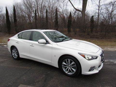 Pre-Owned 2014 INFINITI Q50 Base
