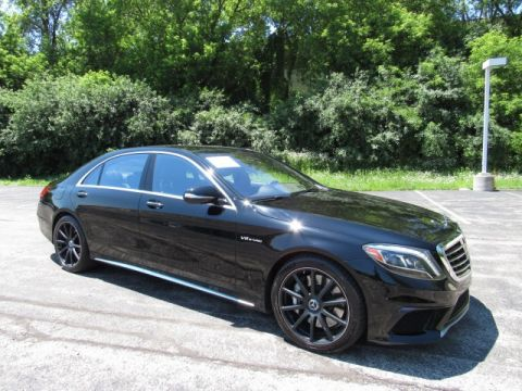 Certified Pre-Owned 2016 Mercedes-Benz S-Class AMG® S 63 4MATIC®